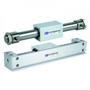 FGYB and FGYR Rodless Cylinders